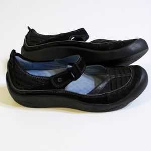 Privo by Clarks Black Leather Shoes Size 9.5 M